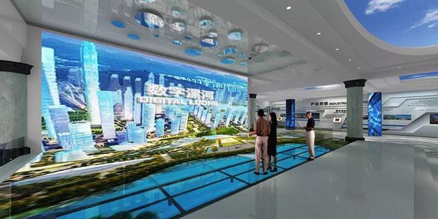 上海诚唐成功中标数字漯河展示中心项目