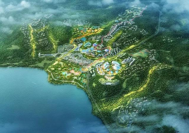 南国明珠·最美高原湖泊-抚仙湖宣传片