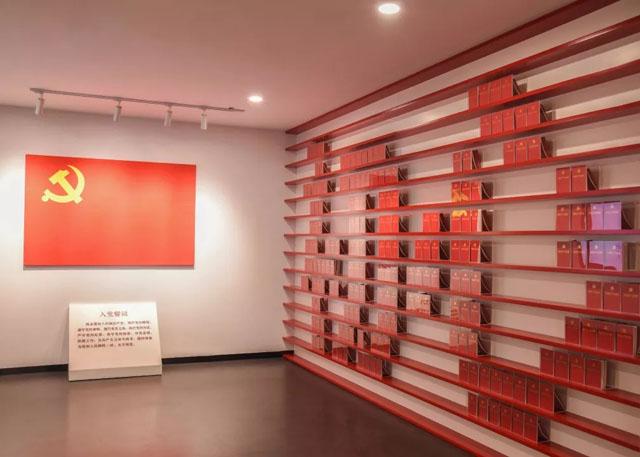 """红色初心 苏式表达 """"和氏""""设计——苏州主题教育实践馆"""