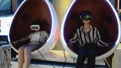 万达金麟府VR黑科技