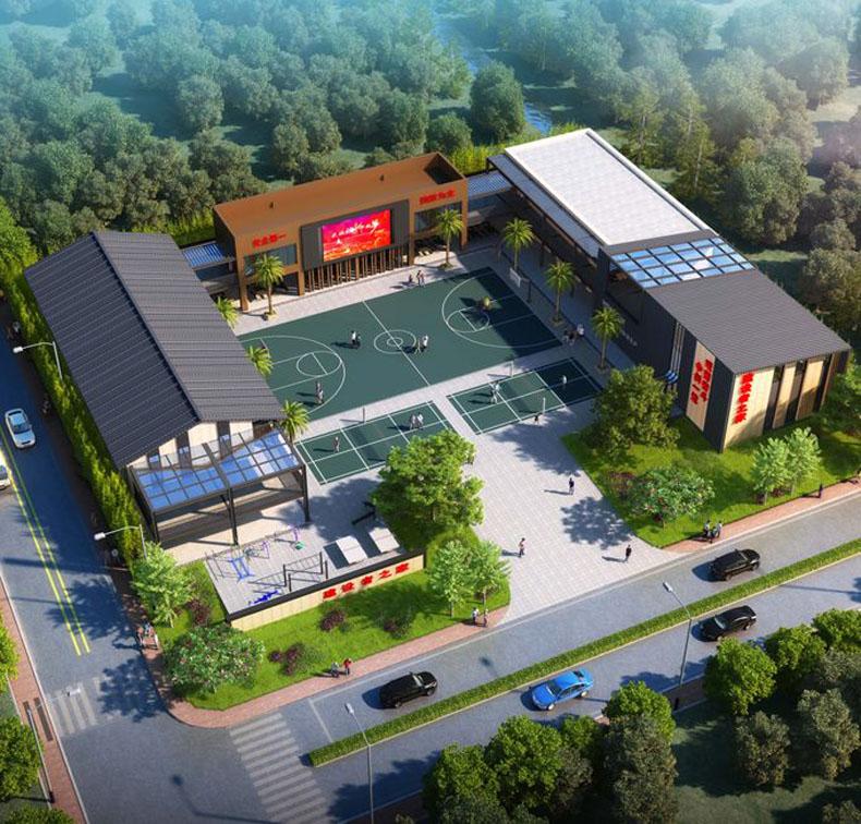 """博物馆设计案例:广州琶洲""""建设者""""之家:努力建成城市基层党建标杆!"""
