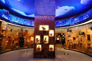 洒文化馆-酒博物馆案例:案例|珠江---英博国际啤酒博物馆