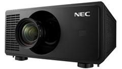 工程投影机机新品:NEC双色激光工程投影