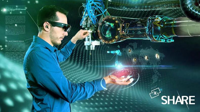 德国工业4.0创新地图:基于增强现实的设备远程运维系统