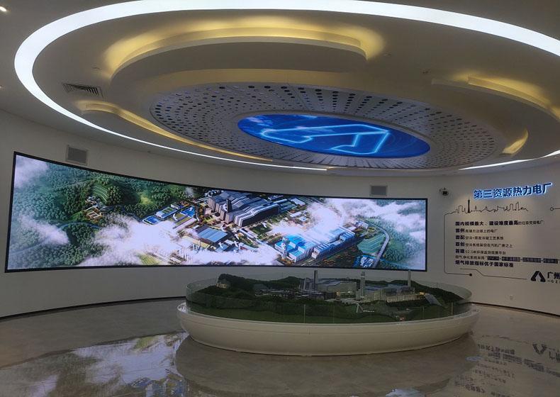 虚拟仿真案例:大元智能COB1.25助力广州资源热力电局项目