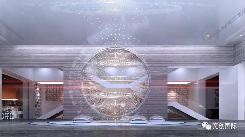 国家核电科技馆:科学施工,全力推进,高标准落地项目建设