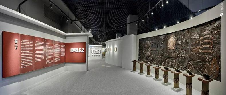 警史馆案例:展示武汉公安的历程|走进武汉公安警史馆