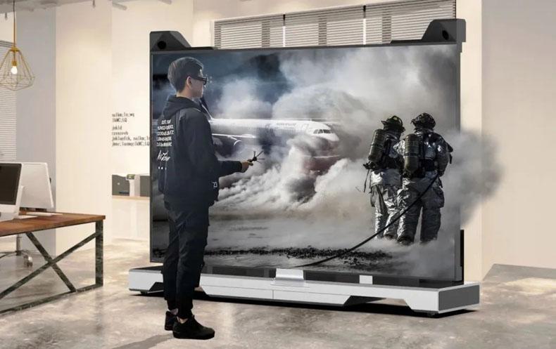 虚拟现实案例:曼恒助力上海机场集团建设VR消防应急救援系统