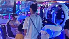 西安乐客VR体验店