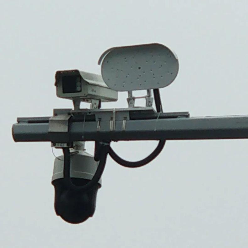 应用集锦   请注意,您已进入车辆噪音监管范围!