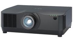 工程投影机机新品:NEC PA1004UL系列