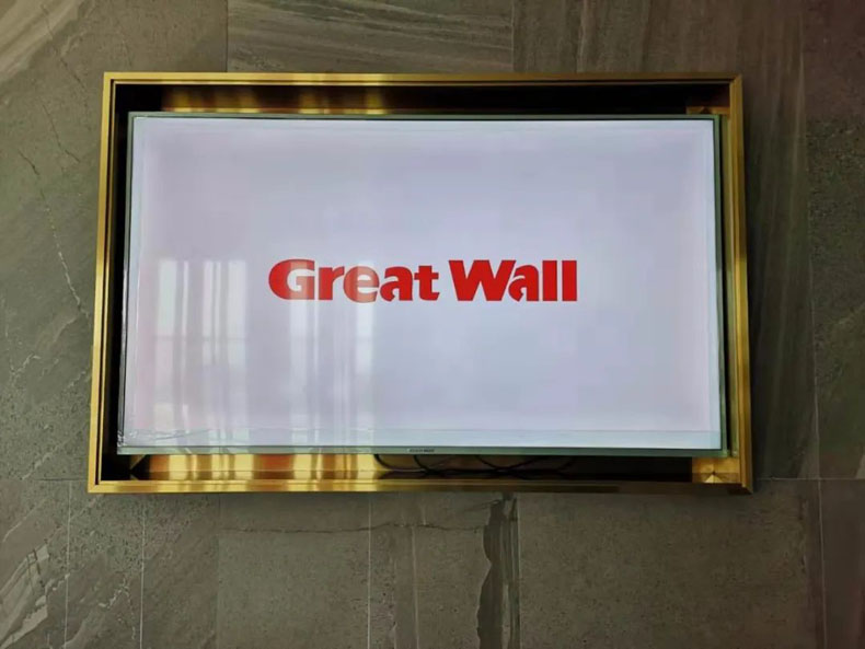 Great Wall长城商显与数拓科技共同打造新餐饮的典范