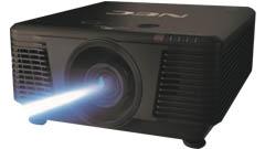 工程投影机机新品:NEC极光系列新品