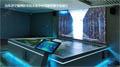 义辰液晶拼接屏打造兖州区市民文化中心展厅