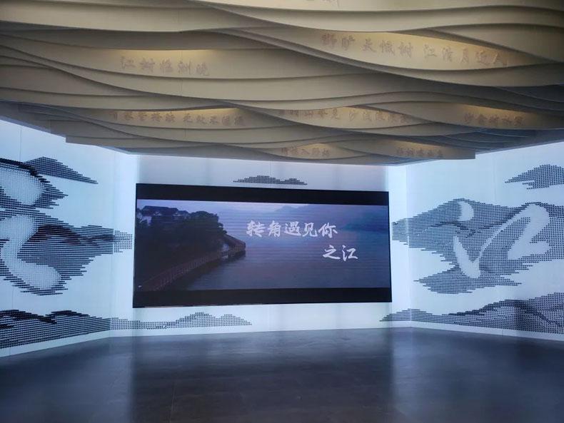 博物馆设计案例:风雅作品 之江・黄饶乡集――现代田园与山水之美的展示之窗