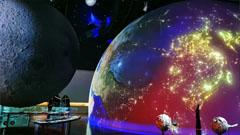 上海天文馆惊艳开馆,赢康为您揭秘家园展区幕后故事