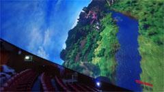 赢康为中国历史研究院打造高标准球幕影院