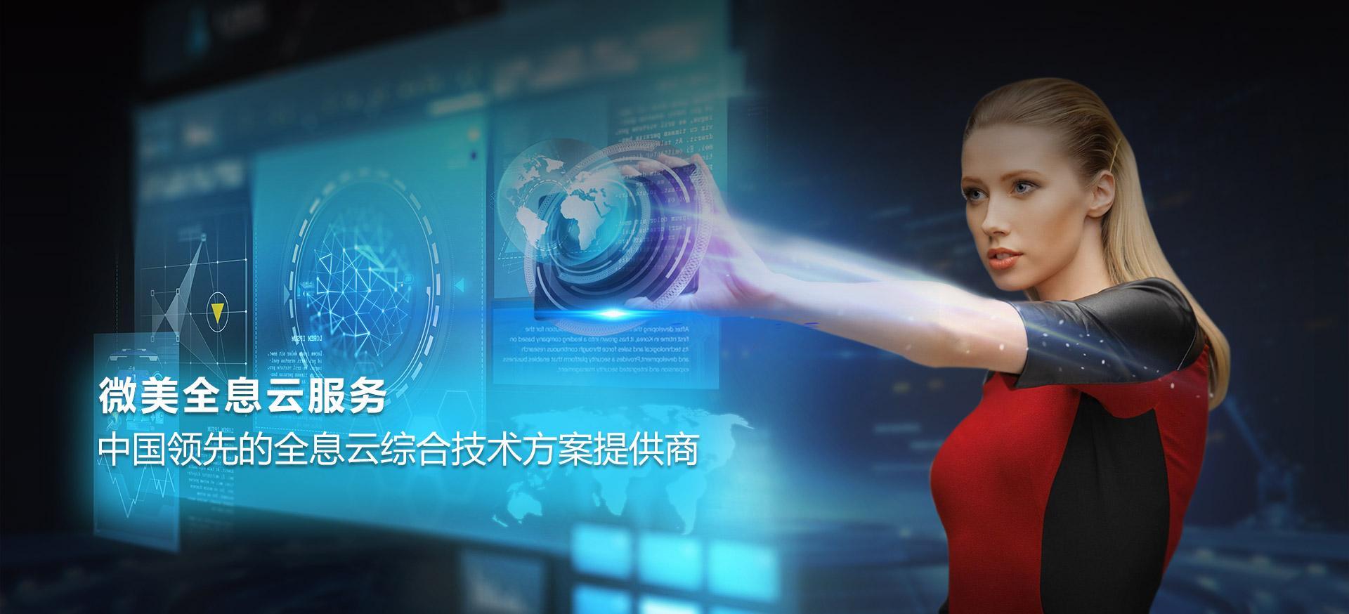 北京全息微美云网络科技有限公司 网站