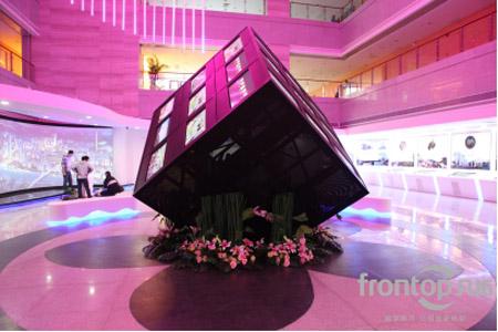 """档案馆案例:广州市国家档案馆新""""广州好""""数字展馆"""