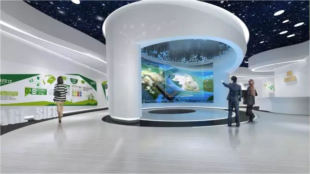 环保教育馆案例:统一品牌宣传,打造深圳环保品牌亮点,树立深能环保品牌标杆