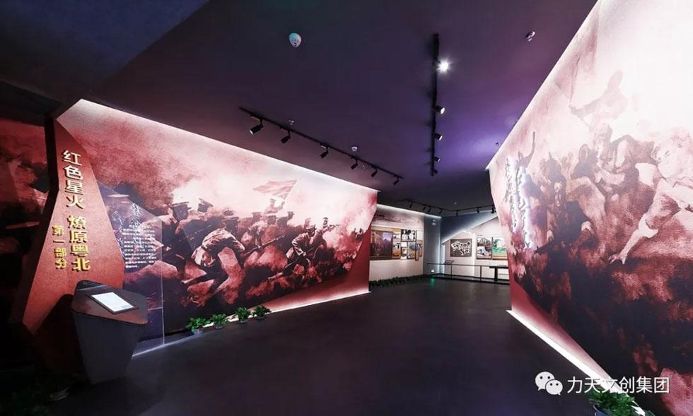 博物馆设计案例:红军长征粤北纪念馆|见物见人见精神塑造凝练感动与永恒记忆
