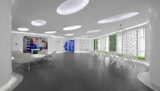 企业展厅设计案例:亚洲最大生命科学体验馆――前海精准生物生命科学体验馆