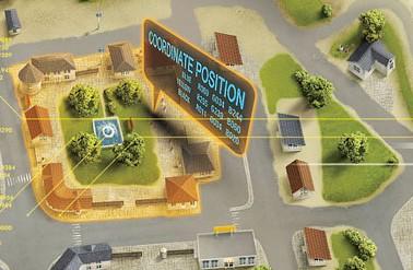 地理导视系统