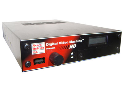 AlcornDigital Video Machine HD中央控制器