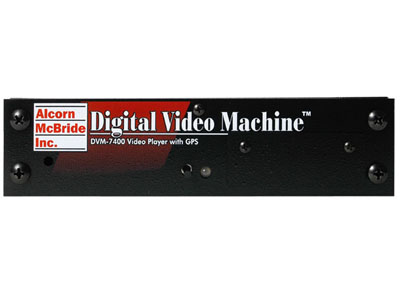 AlcornDigital Video Machine中央控制器