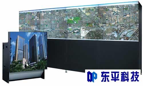 DPTECH(东科) 50、60、67、84寸DLP箱体大屏DLP拼接墙