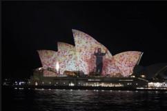 建筑光雕投影