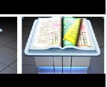 全息投影机虚拟翻书系统