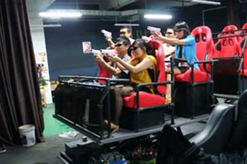 7D互动影院