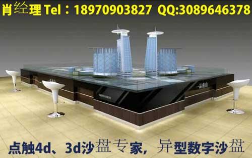 4d影像沙盘系统