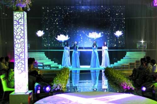 舞台全息投影系统