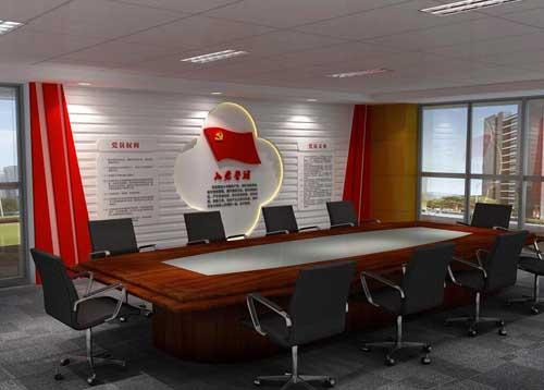 logo墙,标志墙 )在于表达企业形象,传达文化,展示实力,让客户对该公司
