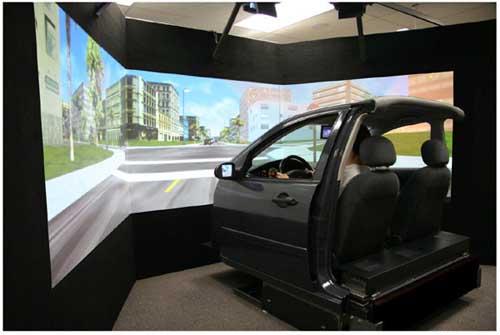 虚拟仿真虚拟现实体验系统
