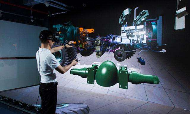 虚拟现实博物馆设计制作