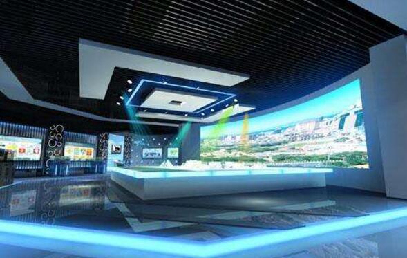 云南昭通数字展厅多媒体展馆设计公司