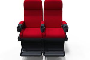 2人座动感座椅