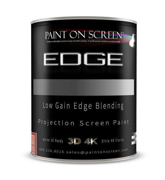 PaintOnScreen EDGE工程投影幕