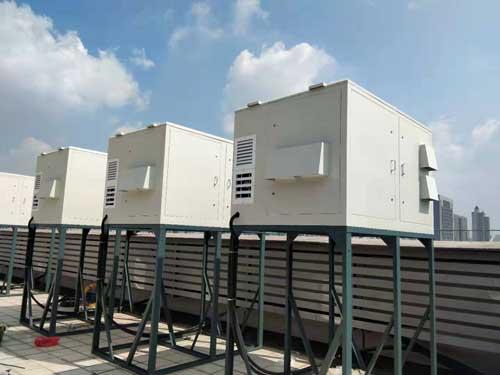 NEC 4万流明投影机恒温箱