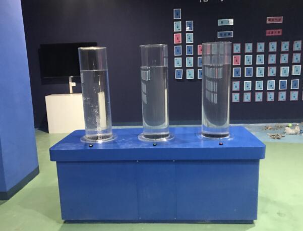 气泡的产生儿童科技探索馆 科技设备