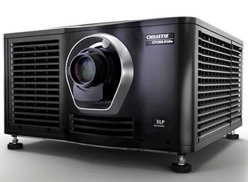 Christie CP2308-RGBe投影显示