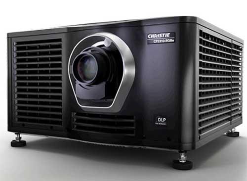 Christie CP2310-RGBe投影显示