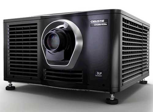 Christie CP2306-RGBe投影显示