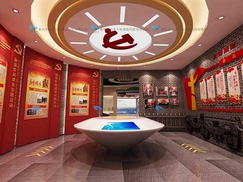 红色教育示范基地 红色文化教育展馆裸眼3d设备清单