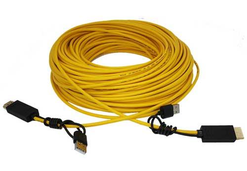 Hangalaxy HDMI2.0版 纯光32G F系列传输系统线材
