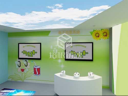 数字化多媒体展厅,声光电主题教育展馆