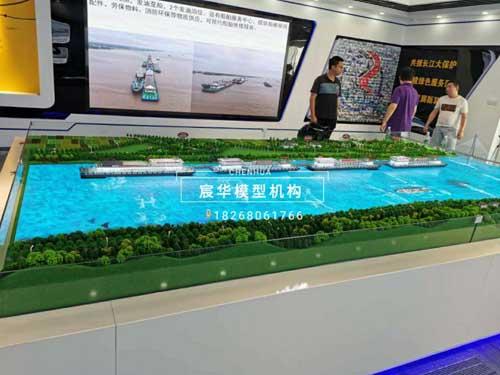 南京模型公司|南京长江船舶服务区
